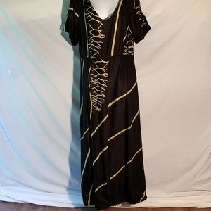NWT Pacific Passport maxi dress